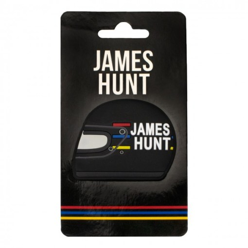 Cappellino James Hunt JH76 Magnete James Hunt scatola