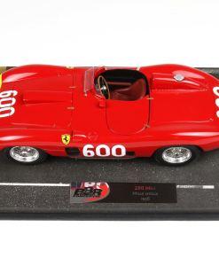 BBR 118 Ferrari 290 MM 1956 Manuel Fangio BASE RACING laterale