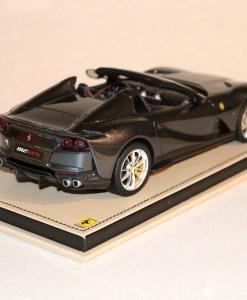 Mr Collection Models 118 Ferrari 812 GTS Grigio Limited Ed. 4 pcs retro
