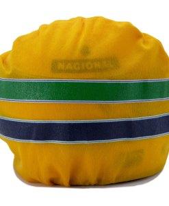 Mini Helmet Ayrton Senna Formula Uno 1988 McLaren scala 12 CHIUSO IN BOX 1