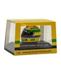 Casco Minichamps 1 8 Ayrton Senna McLaren 1988 Honda