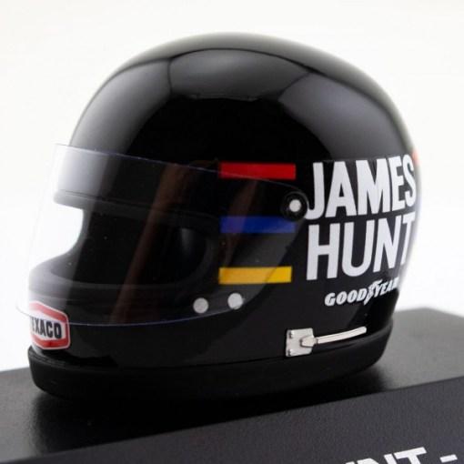 Mini Helmet 18 James Hunt 1976 3