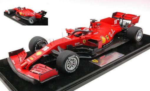 Looksmart 1 18 Ferrari SF1000 Charles Leclerc 16 Test Barcellona 2020
