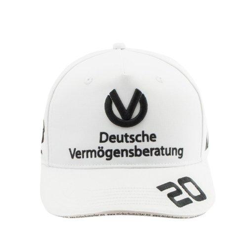 Cappellino Mick Schumacher adulto Under Armour 2020 white 7