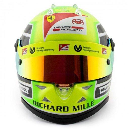Mini Helmet 12 Mick Schumacher 2020 Driver accademy 6