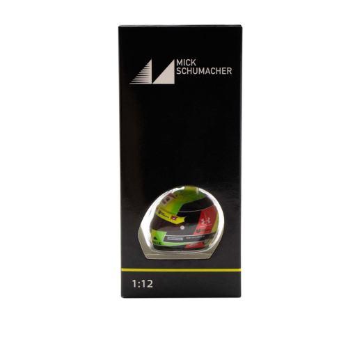 Portachiavi Minichamps Mick Schumacher mini casco 3D 2020 1