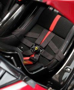 Modellino Auto Amalgam 18 Ferrari FXXK Rosso Limited Ed 199 pcs. cinture