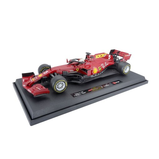 Modellino Auto F1 118 Ferrari Racing SF1000 Tuscan GP 2020 16 Vettel