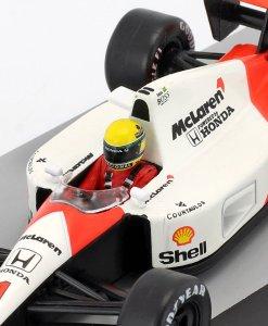 Ayrton Senna McLaren MP46 1 World Champion formula 1 1991 143 4