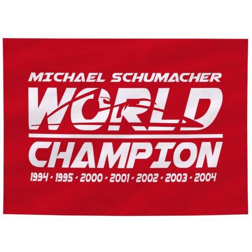 michael schumacher flag speedline