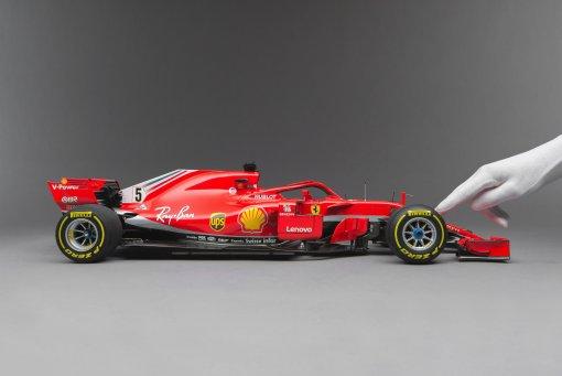 Ferrari AmalgamSF71h Vettel e