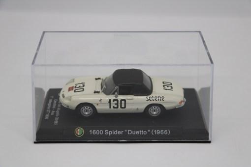 Alfa Romeo 143 1600 Spider Duetto 1966 Gran Premio del Mugello 3