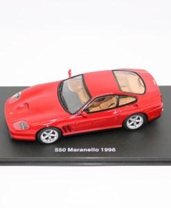 Die Cast FERRARI GT COLLECTION 143 550 Maranello 1996
