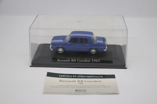 Die cast 143 Renault R8 Gordini 1965 1