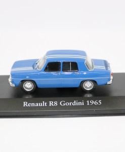 Die cast 143 Renault R8 Gordini 1965 2