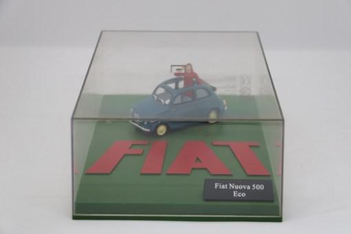 Hachette 143 Fiat Nuova 500 Eco DIORAMA 2