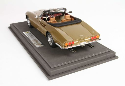 BBR 118 Ferrari 365 California Chassis SN 9631 3