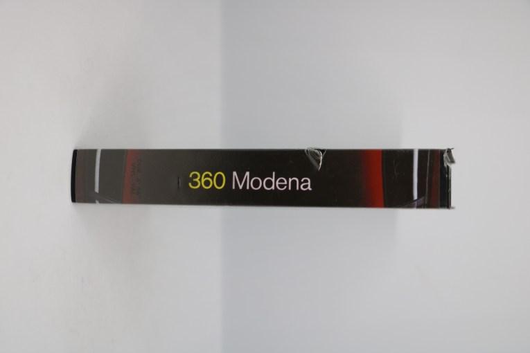 Videocassetta VHS Ferrari 360 Modena 1