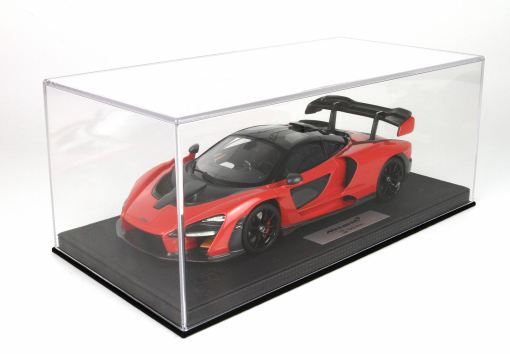 BBR 118 McLaren Senna 2018 Red Accent 8