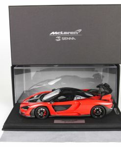 BBR 118 McLaren Senna 2018 Red Accent 9