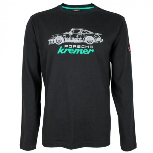 T shirt uomo Kremer Racing maniche lunghe