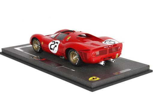 BBR 143 Ferrari 330 P3 Spider 24h Le Mans 1966 RETRO