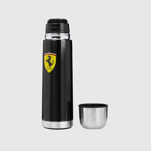 Borraccia termica Ferrari Nera