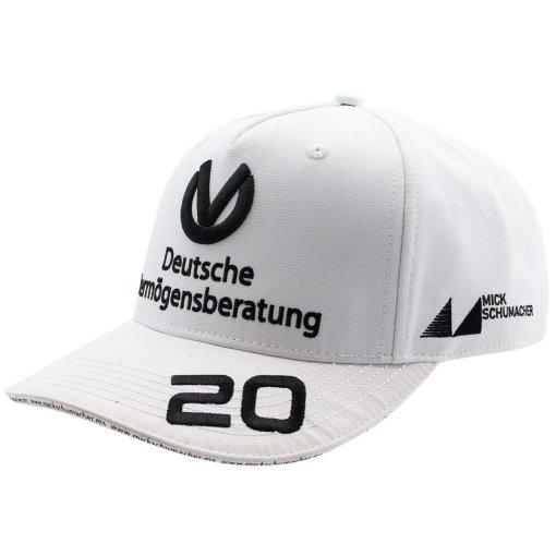 Cappellino Mick Schumacher adulto Under Armour 2020 white