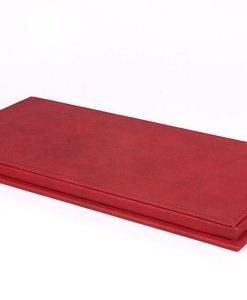 Teca e Base modellismo 118 Auto BBR base rossa