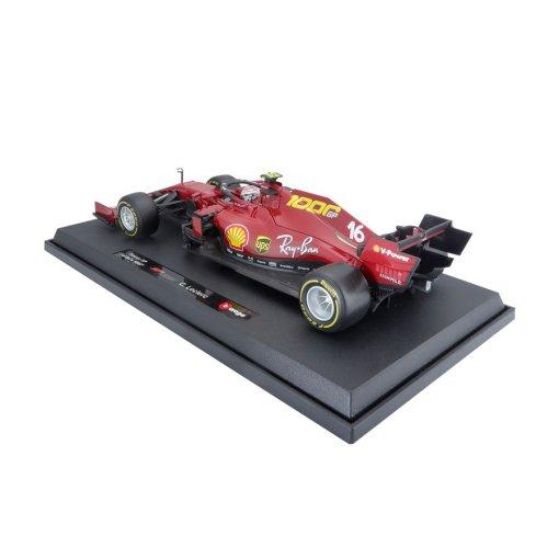 1 18 Ferrari Racing – SF1000 Tuscan GP 16 Leclerc Bburago