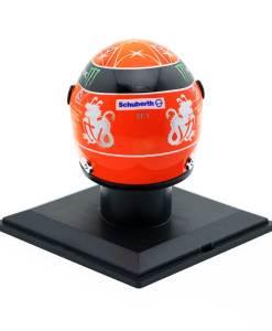 Michael Schumacher Final Helmet GP Formel 1 2012 14 4