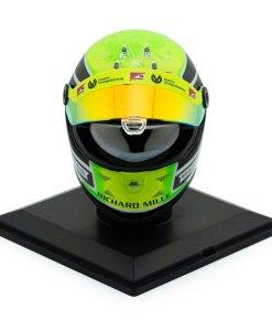Mick Schumacher miniature helmet 2020 14 base