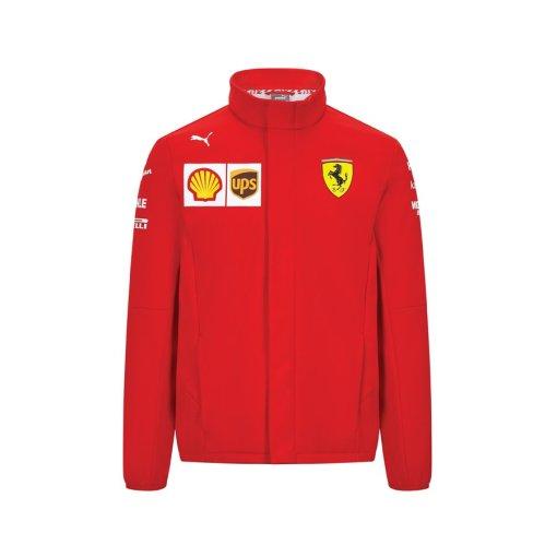 Giacca Puma softshell Ferrari Team F1 2020 Uomo