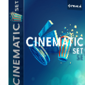 >30% Off Coupon code Cinematic Set