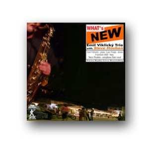 Emil Viklický Trio with Steve Houben - What's New