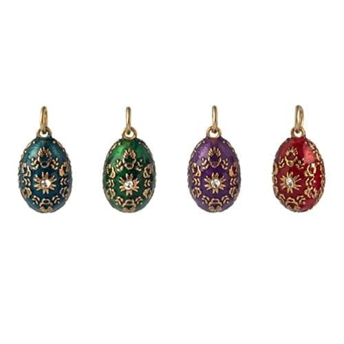 Custom Egg Charm by KJK Jewelry