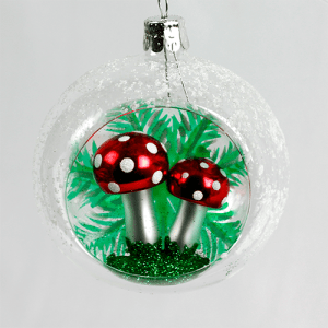Two Houby Ornament