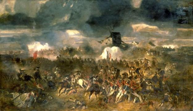 La Battaile de Waterloo