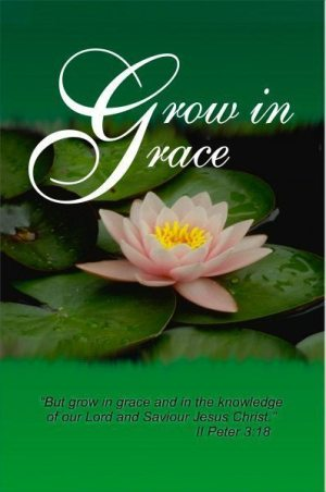 Grow in Grace