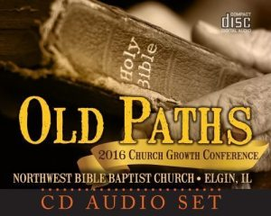 2016 Old Paths CD Set
