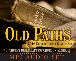 2016 Old Paths MP3 Set