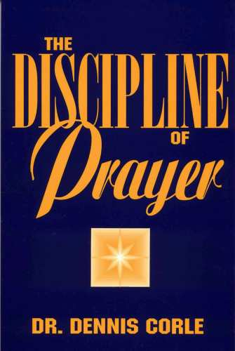 Discipline of Prayer