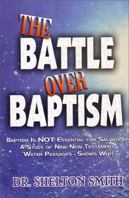 The Battle Over Baptism