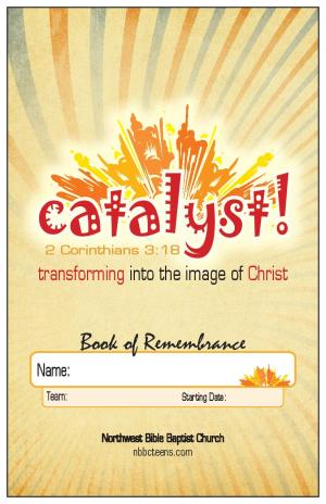 Catalyst Book of Remembrance