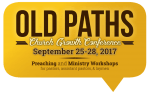 Old Paths Church Growth Conference
