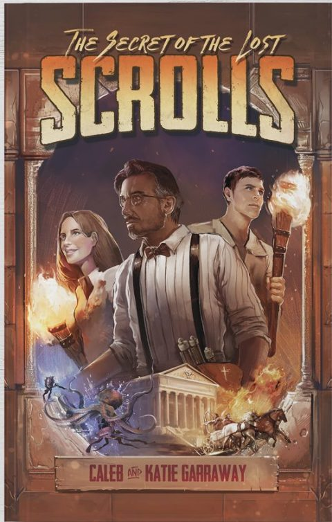 Truth Seekers: THE SECRET OF THE LOST SCROLLS