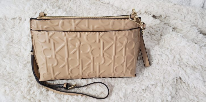 CALVIN KLEIN Sonoma Crossbody Key Item Signature