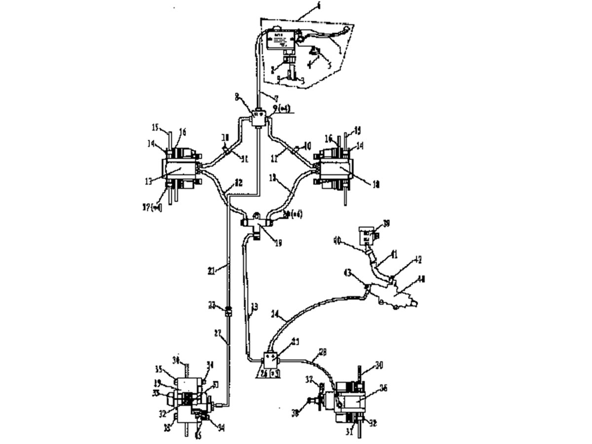 Giovanni 110 Wiring Diagram 4 Yamoto 110 Atv Wire
