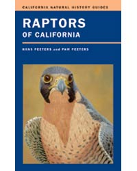 Raptors of California, Book