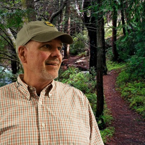 California State Parks Embroidered Baseball Hat